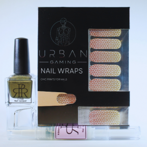 Nail Wraps Combo